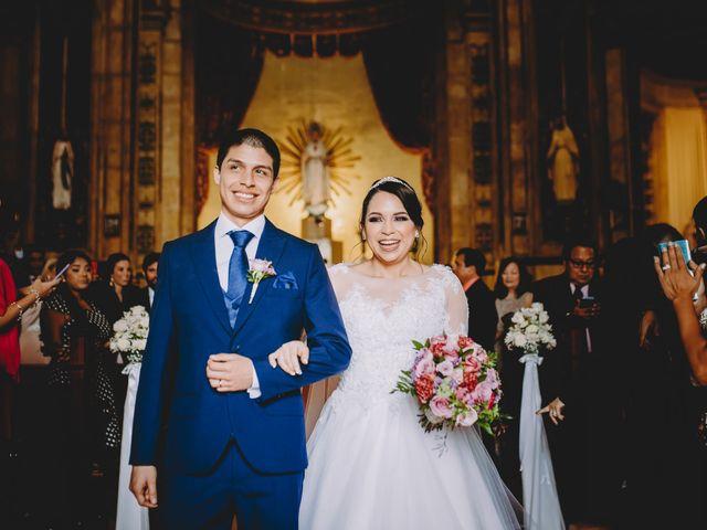El matrimonio de Giancarlo y Angie en San Isidro, Lima 52