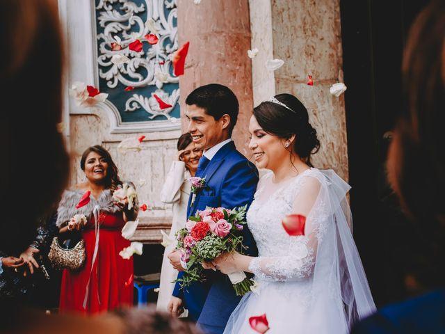 El matrimonio de Giancarlo y Angie en San Isidro, Lima 53