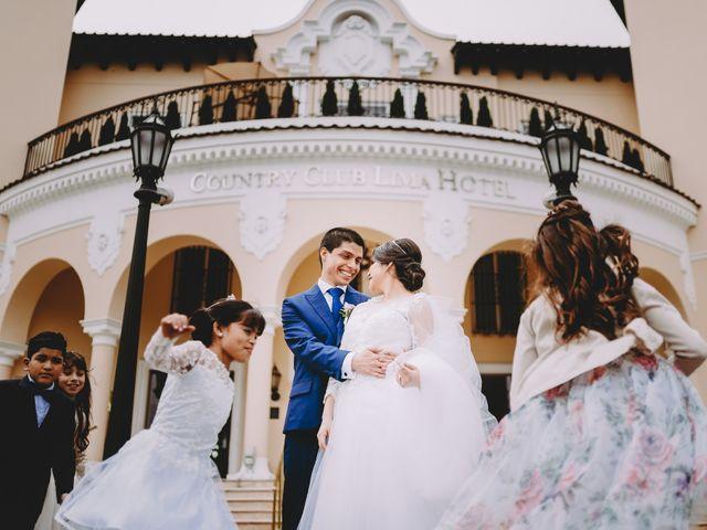 El matrimonio de Giancarlo y Angie en San Isidro, Lima 60