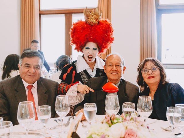 El matrimonio de Giancarlo y Angie en San Isidro, Lima 70