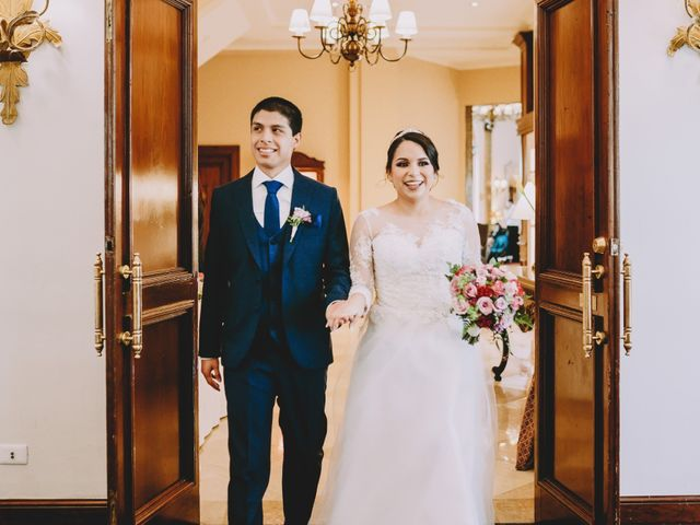 El matrimonio de Giancarlo y Angie en San Isidro, Lima 74