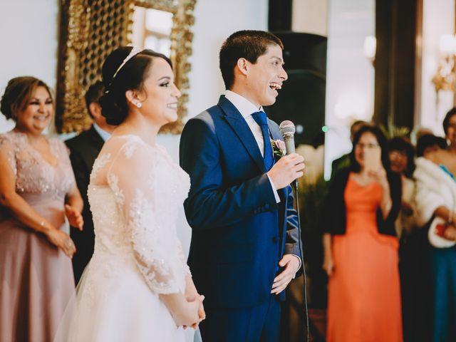 El matrimonio de Giancarlo y Angie en San Isidro, Lima 80