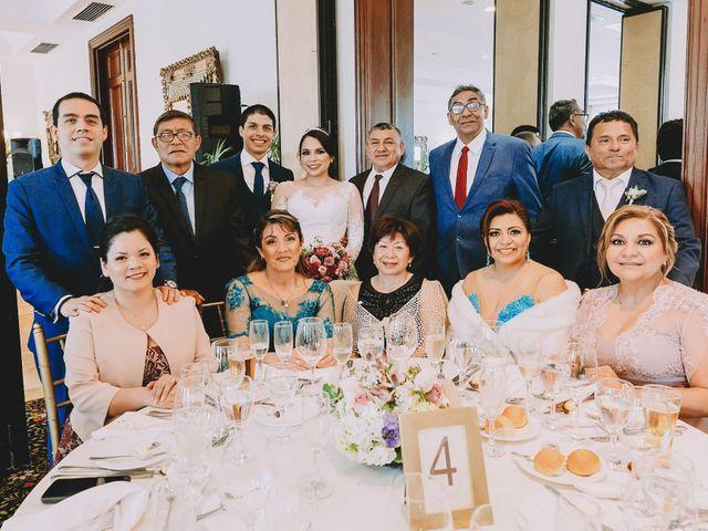 El matrimonio de Giancarlo y Angie en San Isidro, Lima 84