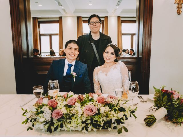 El matrimonio de Giancarlo y Angie en San Isidro, Lima 86