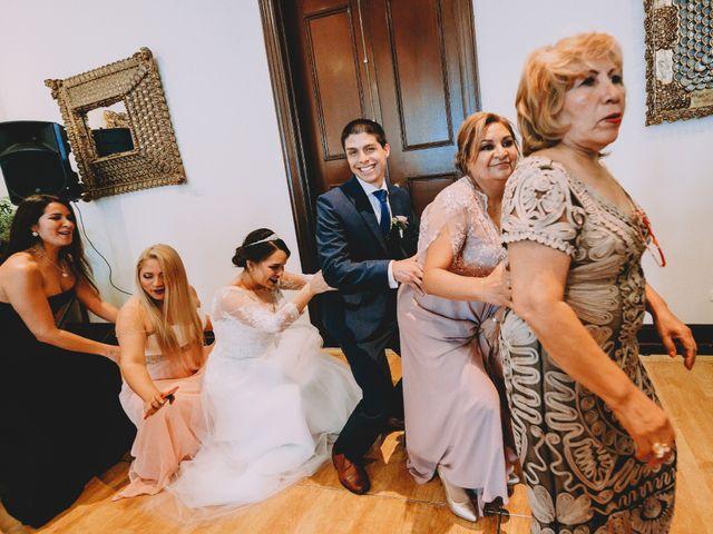 El matrimonio de Giancarlo y Angie en San Isidro, Lima 90