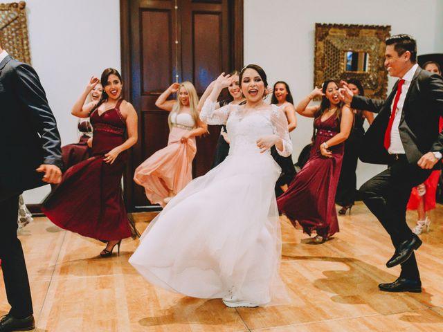 El matrimonio de Giancarlo y Angie en San Isidro, Lima 99