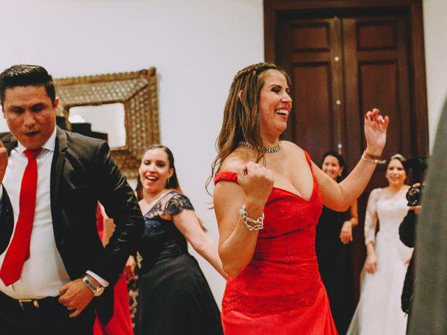 El matrimonio de Giancarlo y Angie en San Isidro, Lima 102