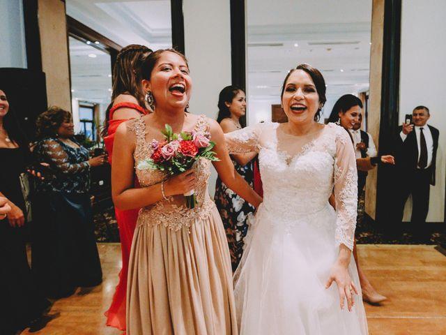 El matrimonio de Giancarlo y Angie en San Isidro, Lima 112
