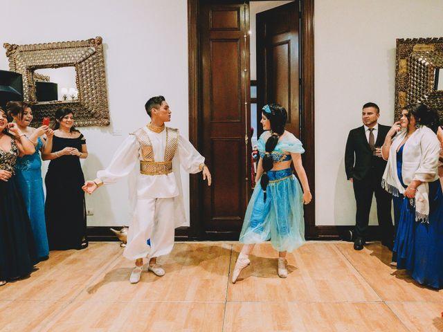 El matrimonio de Giancarlo y Angie en San Isidro, Lima 118
