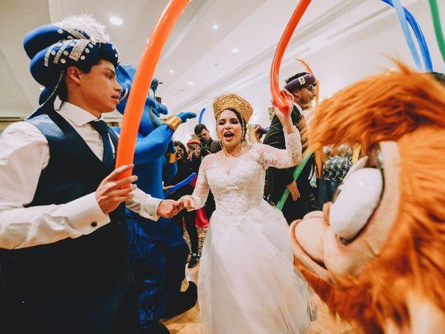 El matrimonio de Giancarlo y Angie en San Isidro, Lima 126