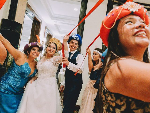 El matrimonio de Giancarlo y Angie en San Isidro, Lima 130