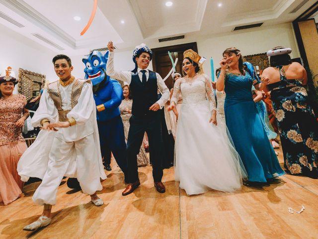 El matrimonio de Giancarlo y Angie en San Isidro, Lima 131