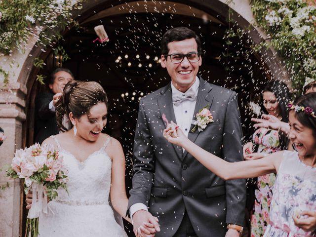 El matrimonio de Ale y Juanca