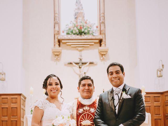 El matrimonio de Sandro y Magaly en Lurín, Lima 48