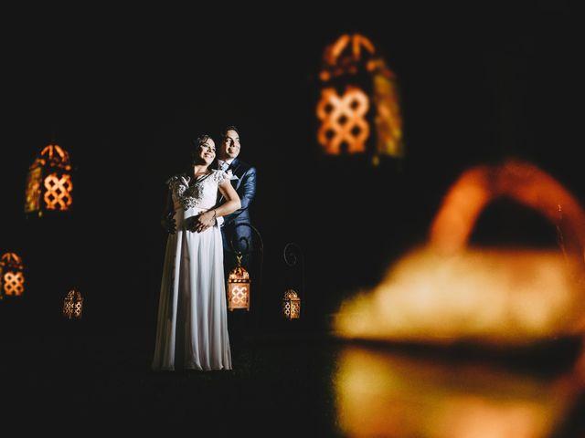 El matrimonio de Magaly y Sandro