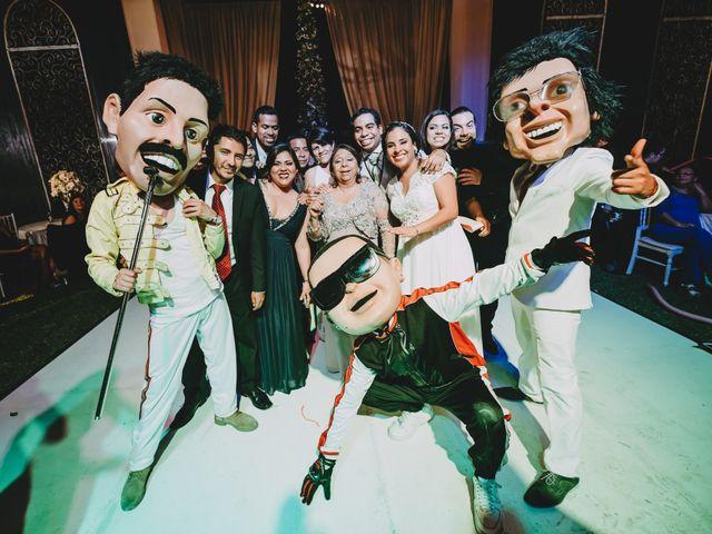 El matrimonio de Sandro y Magaly en Lurín, Lima 115