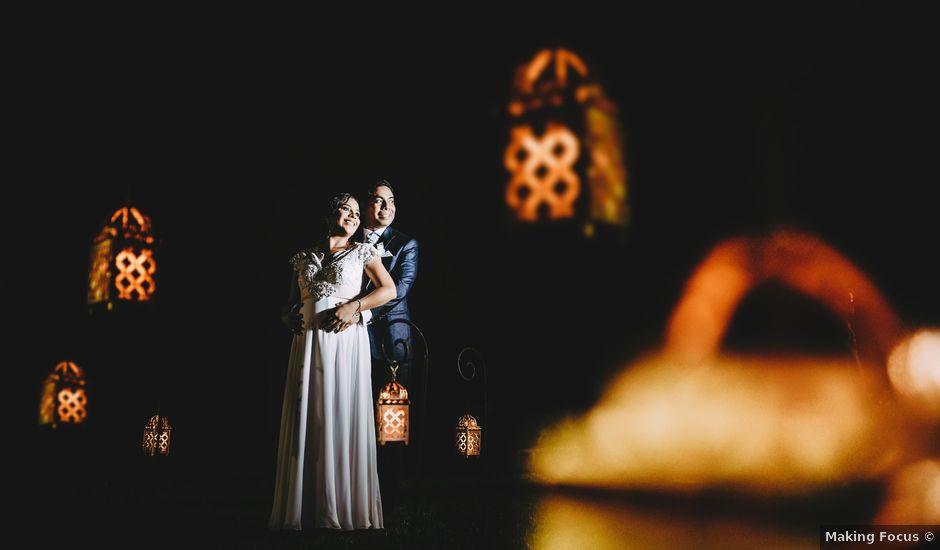 El matrimonio de Sandro y Magaly en Lurín, Lima