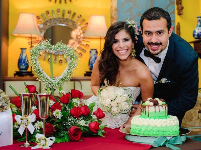 El matrimonio de Rosangela y Heinkel