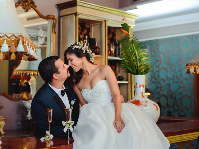 El matrimonio de Heinkel y Rosangela en Lima, Lima 9