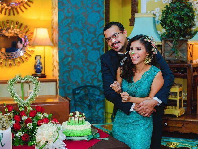 El matrimonio de Heinkel y Rosangela en Lima, Lima 13