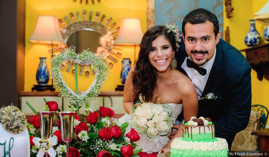 El matrimonio de Heinkel y Rosangela en Lima, Lima