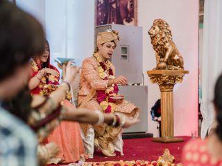 El matrimonio de Gloria y Divesh 2