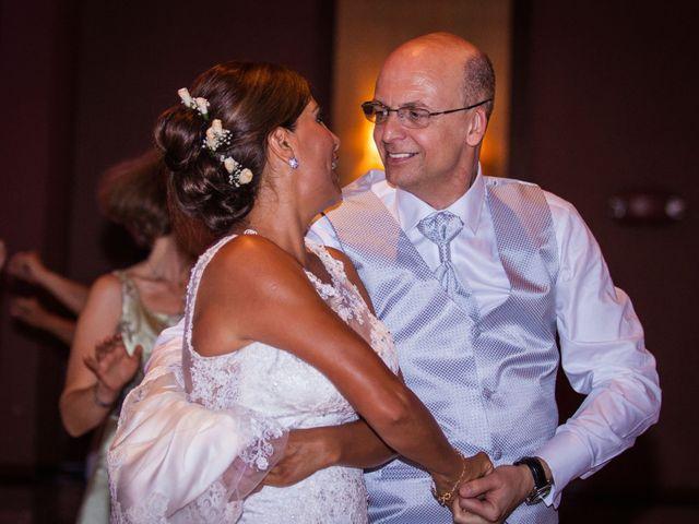 El matrimonio de Daniel y Rosa