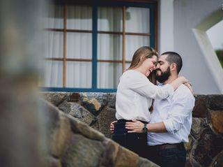 El matrimonio de Ximena y Carlos 1