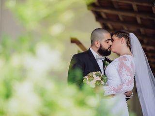 El matrimonio de Ximena y Carlos