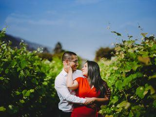 El matrimonio de Thuany y Angelo 2
