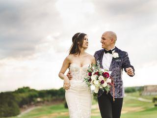 El matrimonio de Cinthya y Carlos