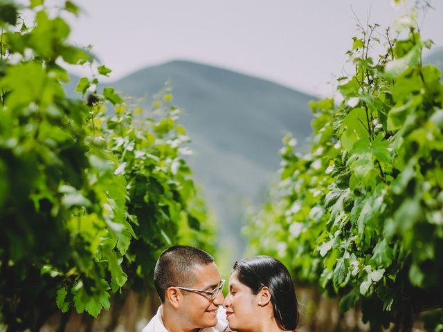 El matrimonio de Angelo y Thuany en Pachacamac, Lima 3
