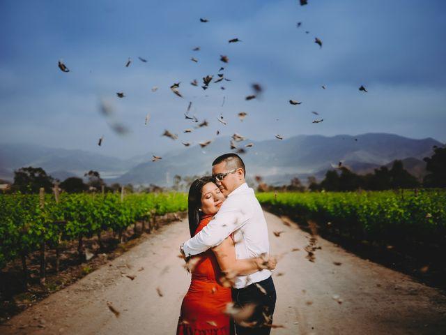 El matrimonio de Angelo y Thuany en Pachacamac, Lima 4