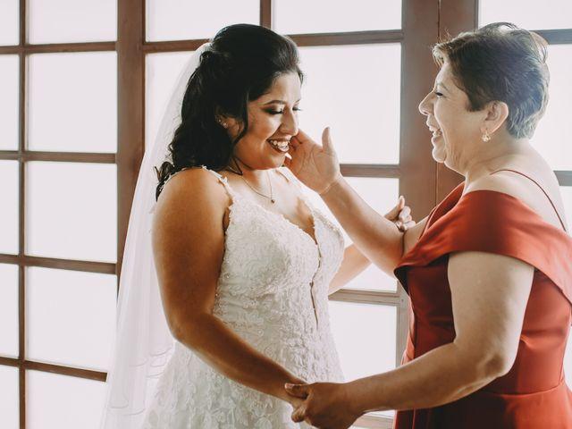 El matrimonio de Angelo y Thuany en Pachacamac, Lima 23