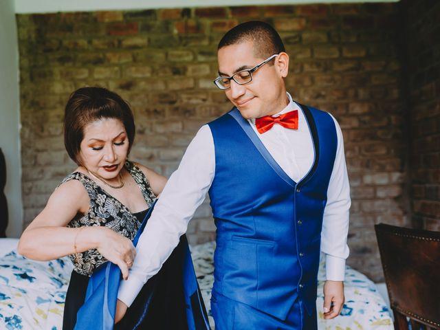 El matrimonio de Angelo y Thuany en Pachacamac, Lima 35