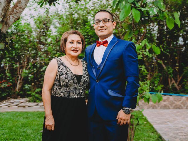 El matrimonio de Angelo y Thuany en Pachacamac, Lima 40