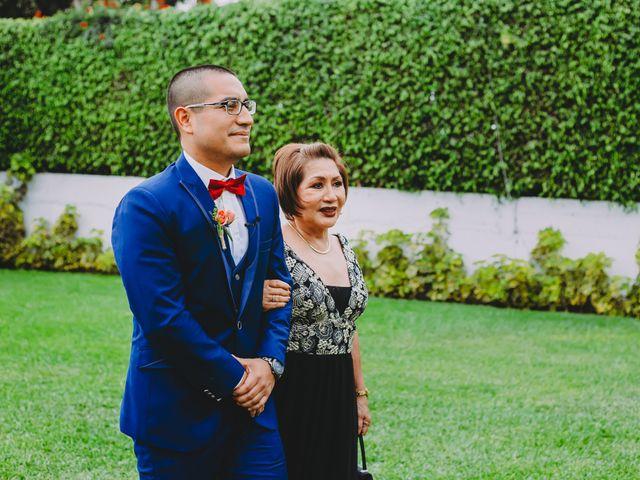 El matrimonio de Angelo y Thuany en Pachacamac, Lima 41