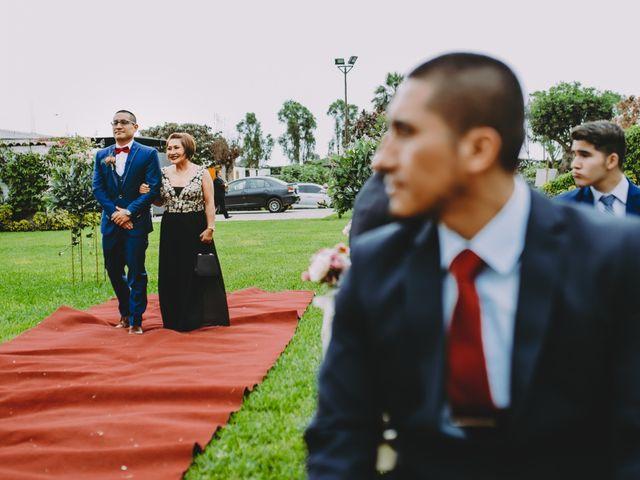 El matrimonio de Angelo y Thuany en Pachacamac, Lima 42