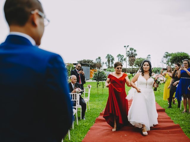 El matrimonio de Angelo y Thuany en Pachacamac, Lima 45