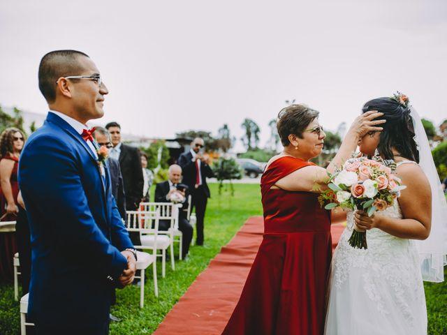 El matrimonio de Angelo y Thuany en Pachacamac, Lima 47