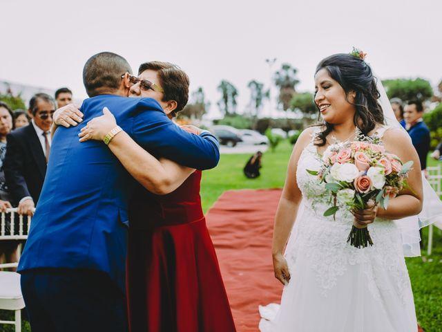 El matrimonio de Angelo y Thuany en Pachacamac, Lima 48