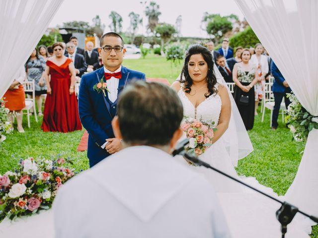 El matrimonio de Angelo y Thuany en Pachacamac, Lima 50