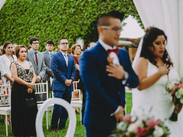 El matrimonio de Angelo y Thuany en Pachacamac, Lima 52