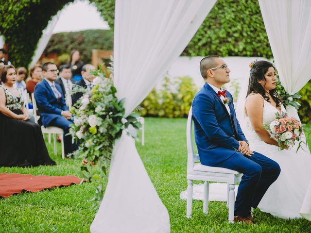 El matrimonio de Angelo y Thuany en Pachacamac, Lima 54