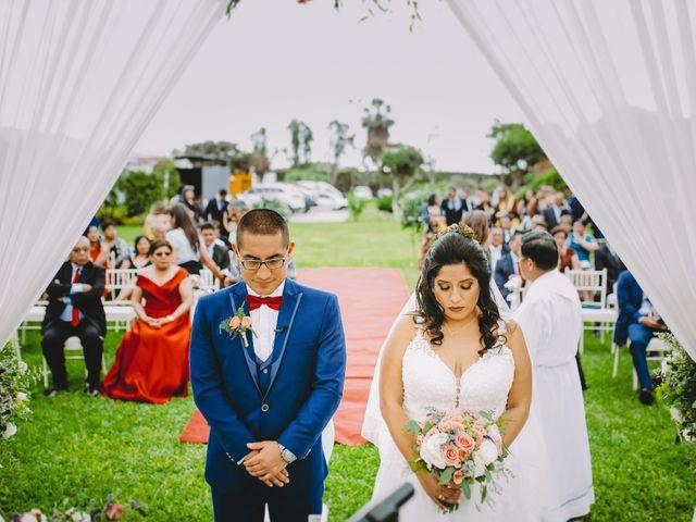 El matrimonio de Angelo y Thuany en Pachacamac, Lima 56