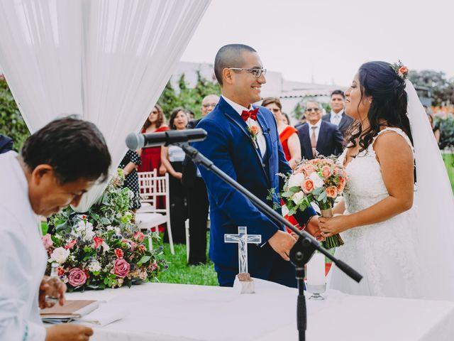 El matrimonio de Angelo y Thuany en Pachacamac, Lima 57