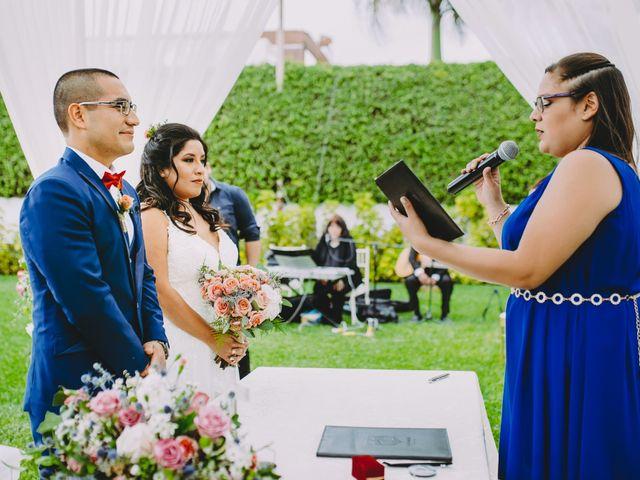 El matrimonio de Angelo y Thuany en Pachacamac, Lima 60