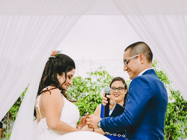 El matrimonio de Angelo y Thuany en Pachacamac, Lima 61