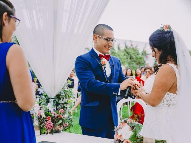 El matrimonio de Angelo y Thuany en Pachacamac, Lima 62