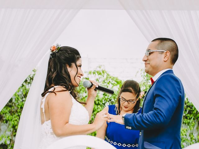 El matrimonio de Angelo y Thuany en Pachacamac, Lima 63